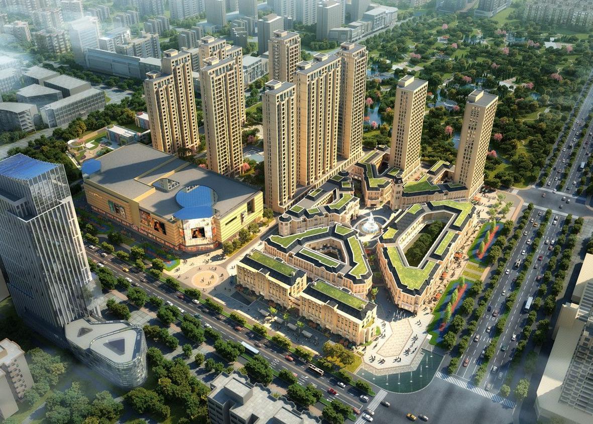虹桥天元广场购物中心即将盛大开业
